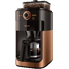 HD7768/70 Grind & Brew Kaffeemaschine