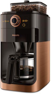 Philips Grind & Brew Koffiezetapparaat HD7768/70