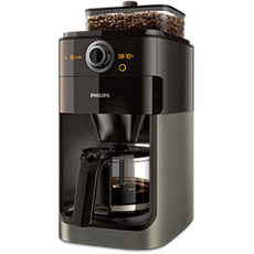 HD7768/80 -   Grind & Brew Koffiezetapparaat