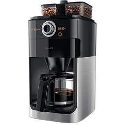 Grind & Brew Кофемашина