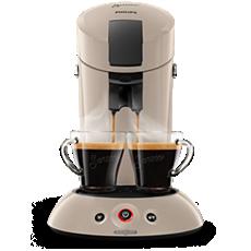 HD7806/36 SENSEO® Original Eco Machine à café à dosettes