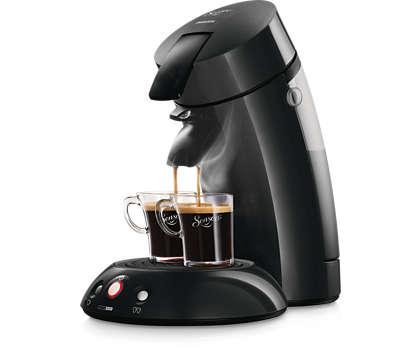 Njut av ditt kaffe