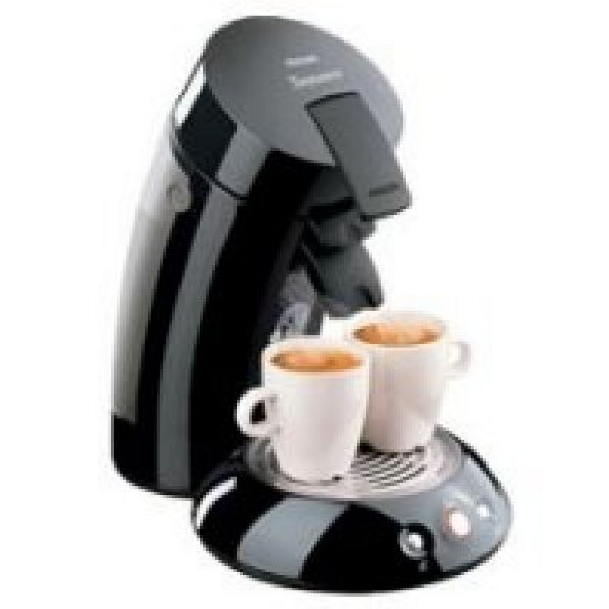 Electronic Best Coffee Pod Machines coffee pod machine hd781065 single serve gourmet coffee