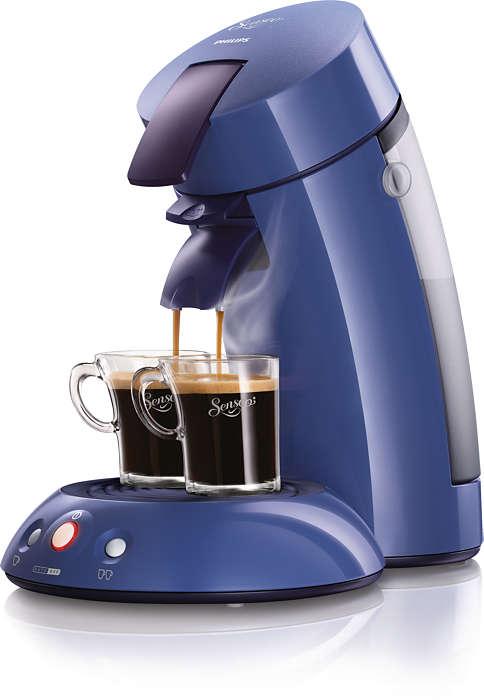 Élvezze kávéját egyszerűen