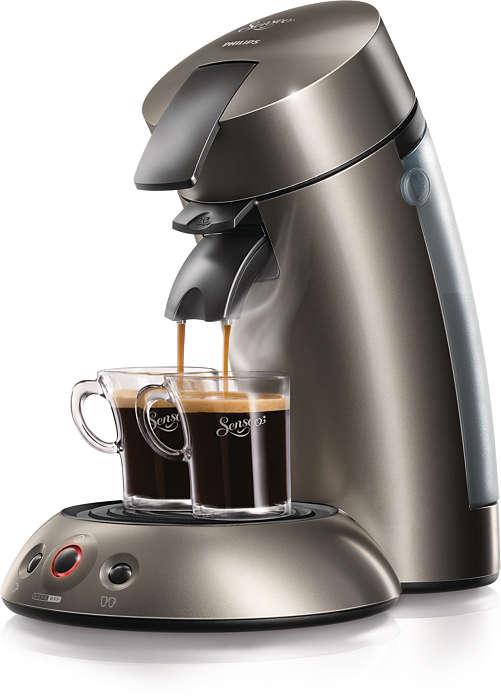 Savourez votre café en toute simplicité