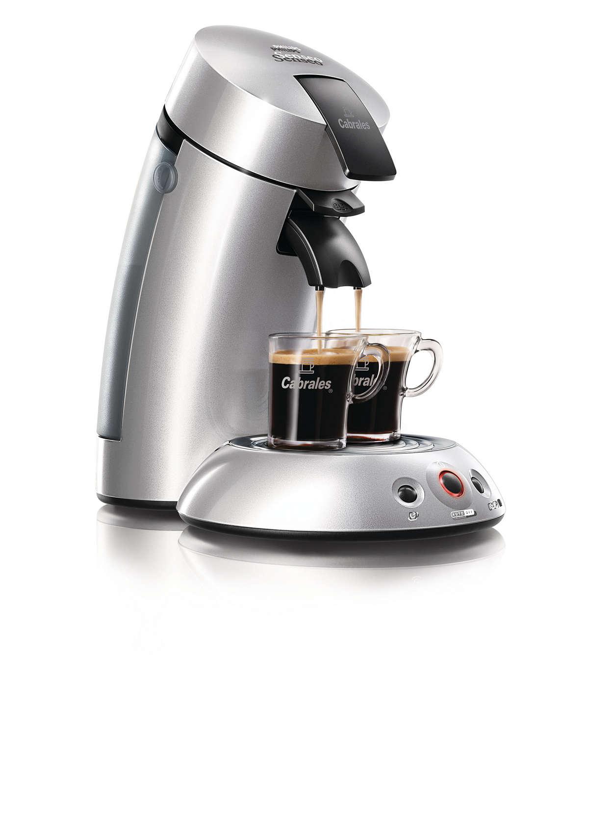Sensationele koffie