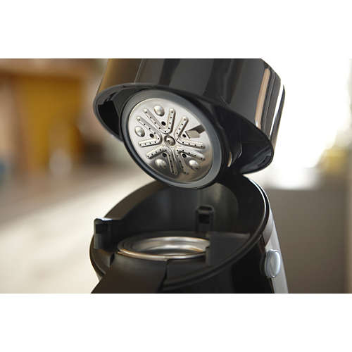 Original Kaffepudemaskine