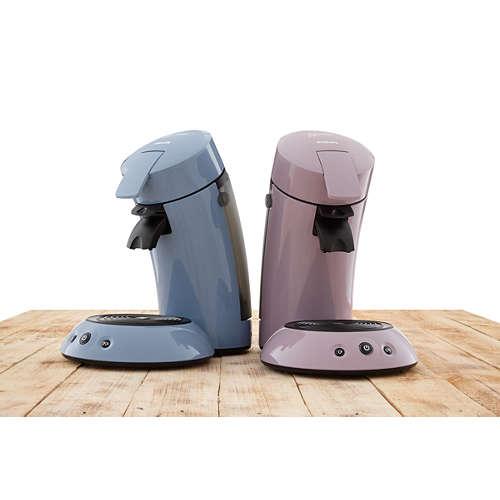 Original Kaffeepadmaschine