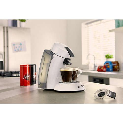 Original XL Cafetera de monodosis de café