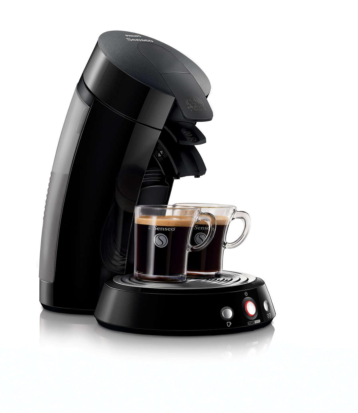 Koe kahvin maailma