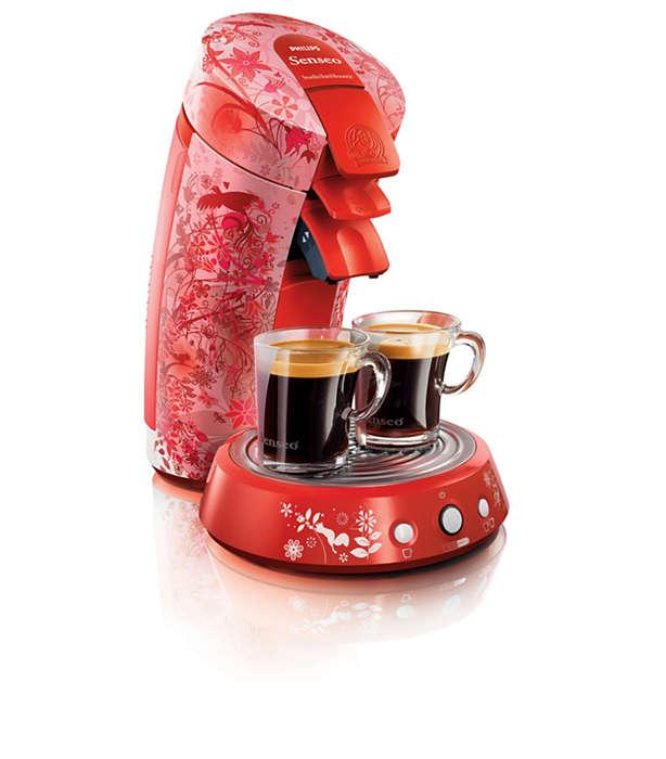 Fantastická čerstvo uvarená káva!