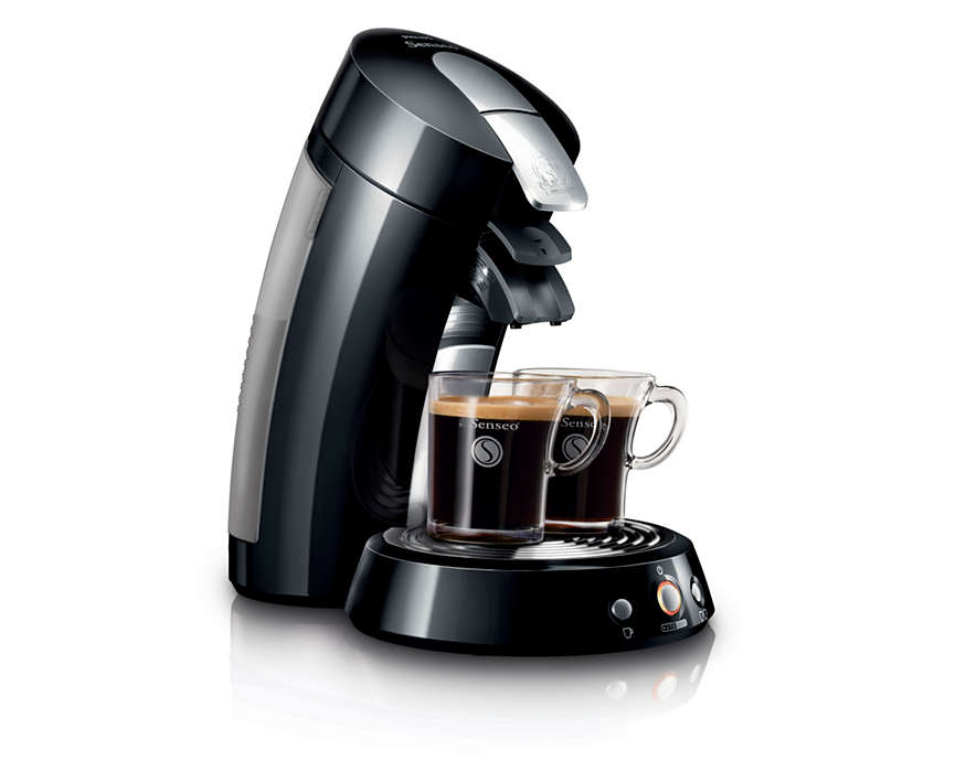 Un café sensationnel à chaque tasse!