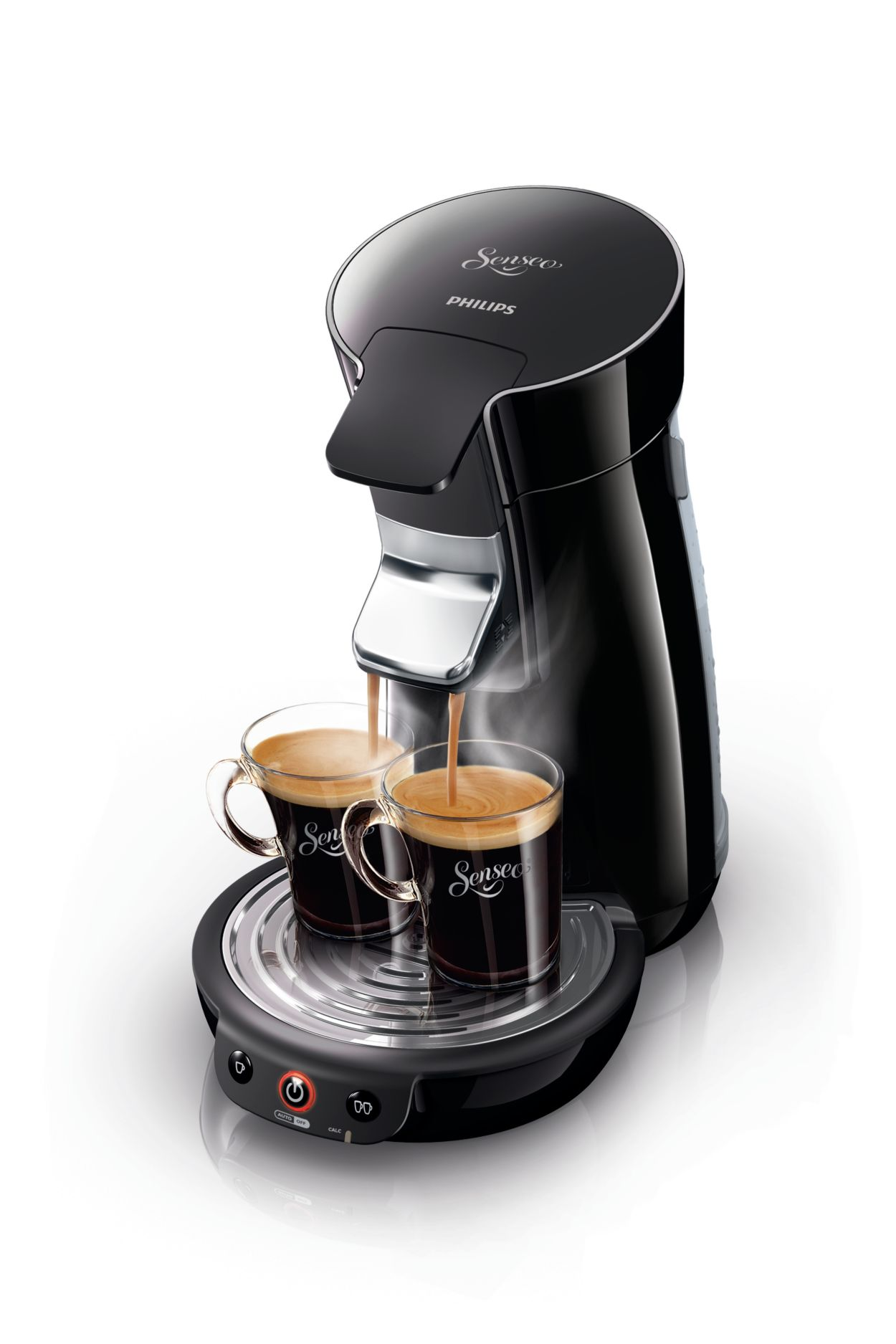 Electronic Philips Coffee Machine Senseo viva coffee pod machine hd782560 delicious at the touch of a button