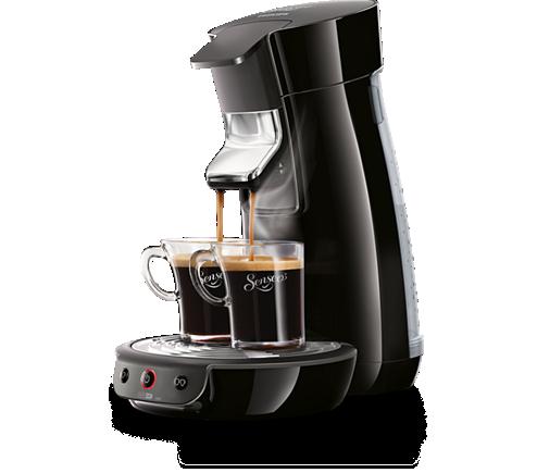 system f r kaffeepads hd7825 61 senseo. Black Bedroom Furniture Sets. Home Design Ideas