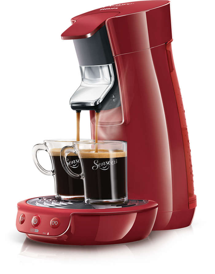 specifications of the viva caf coffee pod machine hd7825 80 senseo. Black Bedroom Furniture Sets. Home Design Ideas
