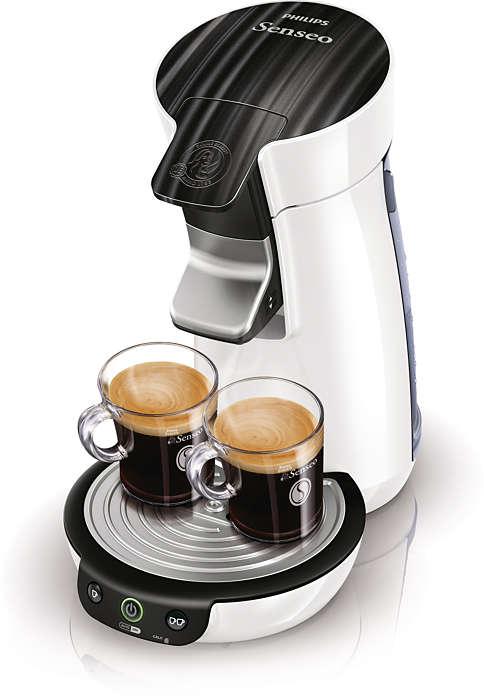 La machine à café SENSEO® la plus écologique jamais conçue!