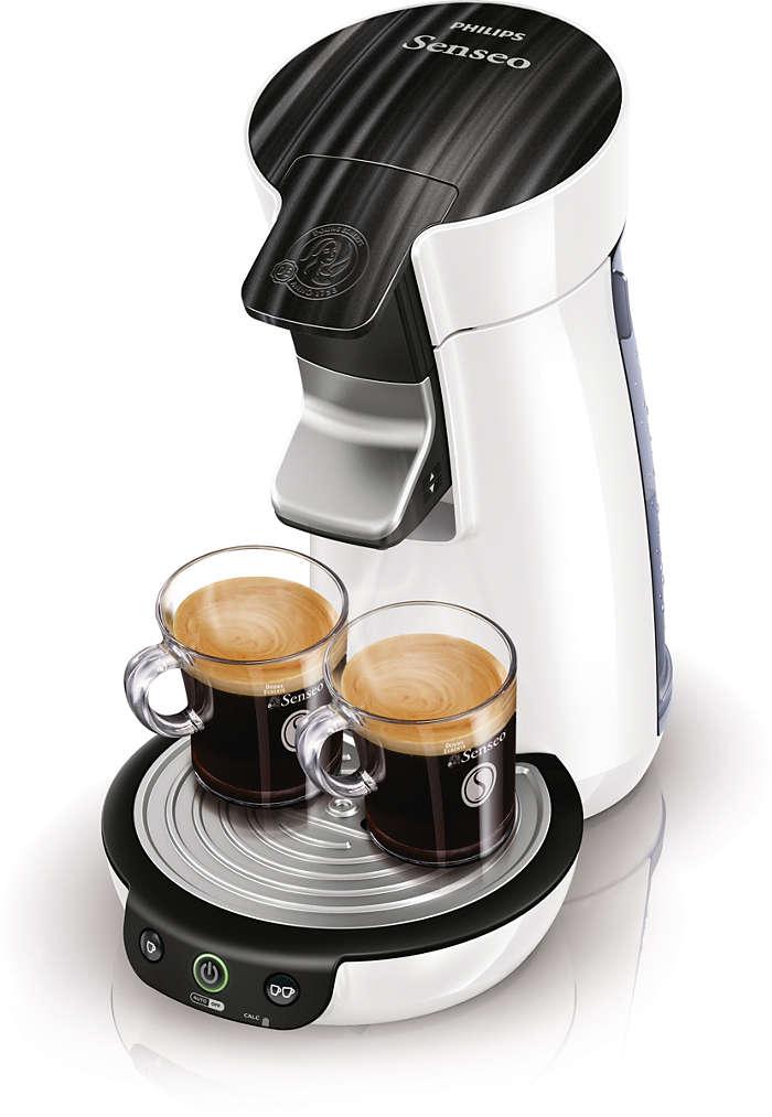 Het meest duurzame SENSEO® koffiezetapparaat ooit!