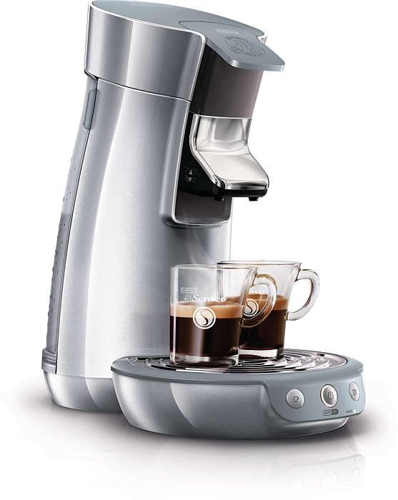 Nyd og del glæden ved en god kop kaffe