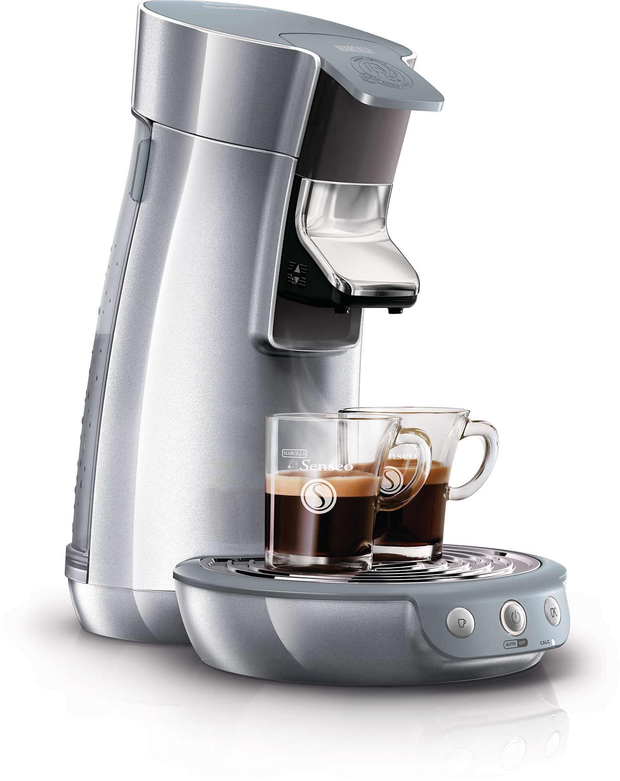 Savourez et partagez le plaisir du café