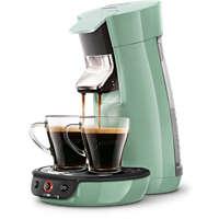 SENSEO® koffie boost technologie Koffiepadmachine