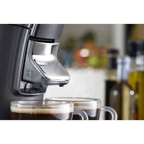 Viva Café Kaffeepadmaschine
