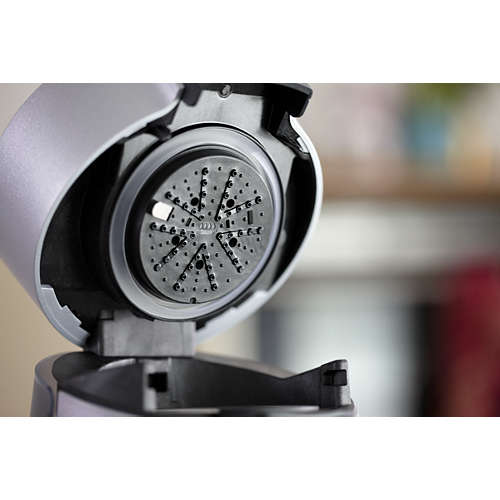Viva Café Machine à café à dosettes