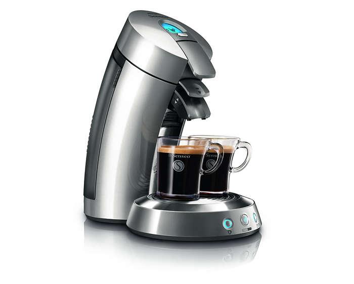 Opplev en verden av kaffe