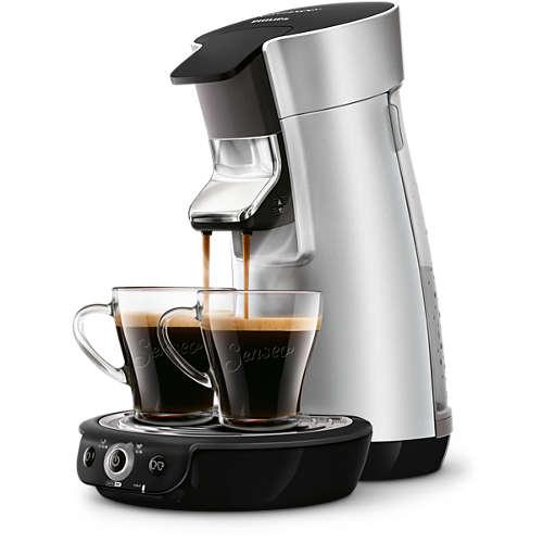 Viva Café Plus Machine à café à dosettes