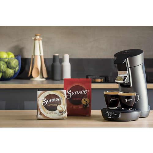 Viva Café Style Kaffeepadmaschine