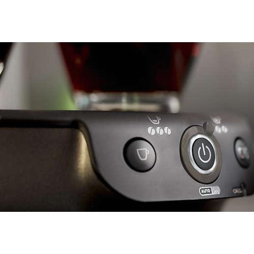 Viva Café Style Machine à café à dosettes