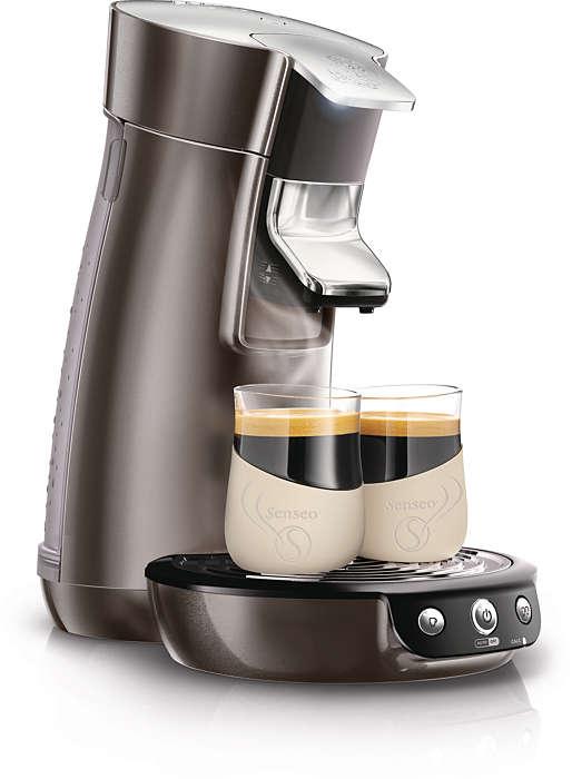Tirez le meilleur de votre café