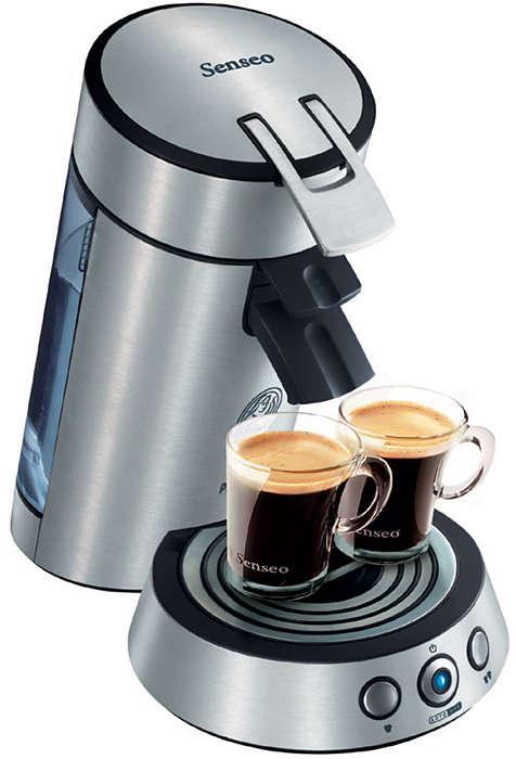 Sensationell frisch gebrühter Kaffee!
