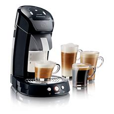 HD7850/60 SENSEO® Latte Select Coffee pod machine