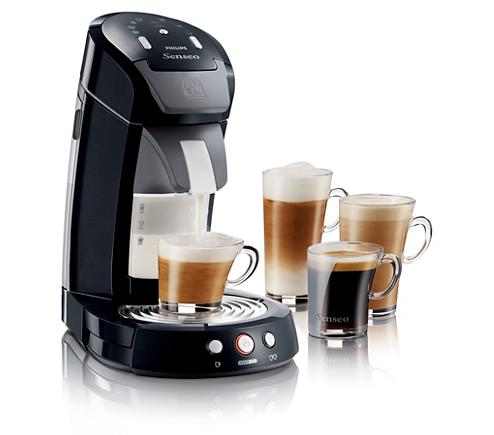 Latte Select Coffee Pod Machine Hd785060 Senseo
