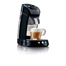 HD7850/61 SENSEO® Latte Select Machine à café à dosettes