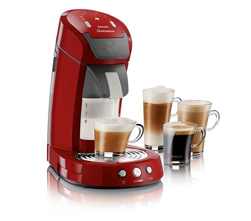 latte select kaffeepadmaschine hd7850 80 senseo. Black Bedroom Furniture Sets. Home Design Ideas