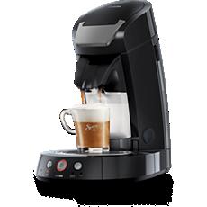 HD7853/62 SENSEO® Cappuccino Select Cafetera de monodosis de café