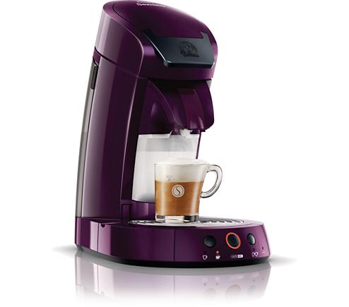 cappuccino select machine caf dosettes hd7853 70 senseo. Black Bedroom Furniture Sets. Home Design Ideas