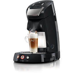 Latte Select SENSEO®-kaffemaskin
