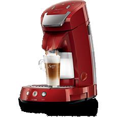 HD7854/84 SENSEO® Latte Select Cafeteira com sachê original
