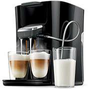 SENSEO® Latte Duo Kohvipadjakestega kohvimasin
