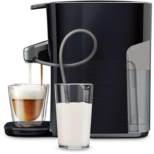 Latte Duo Kaffeepadmaschine
