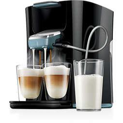 SENSEO® Latte Duo Kafijas tablešu automāts