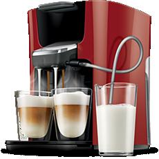 HD7855/80 SENSEO® Latte Duo Kaffeepadmaschine