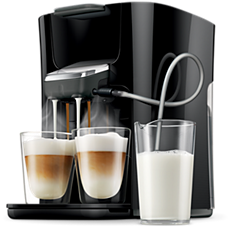 HD7856/50 -   Latte Duo Plus Machine à café à dosettes