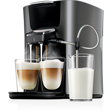 HD7857/50 SENSEO® Latte Duo Plus Coffee pod machine