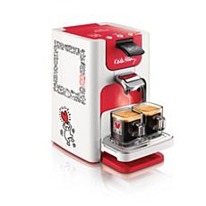 HD7860/21 SENSEO® Quadrante Machine à café à dosettes