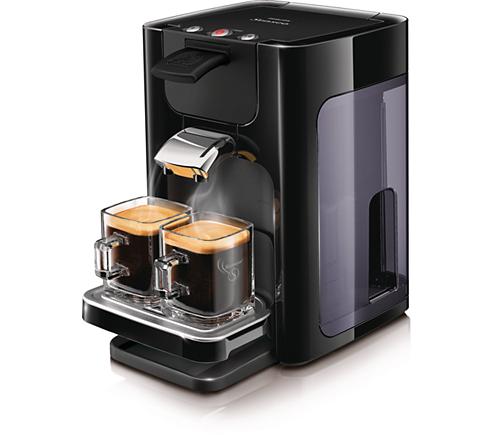 quadrante coffee pod machine hd7860 60 senseo. Black Bedroom Furniture Sets. Home Design Ideas