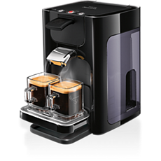 HD7860/64 SENSEO® Quadrante Cafeteira com sachê original