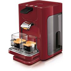 HD7860/82 -  SENSEO® Quadrante Cafetera de monodosis de café